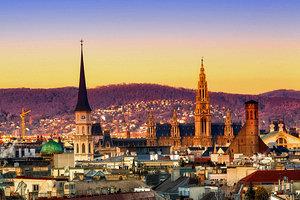 austria-vienna-at-sunset