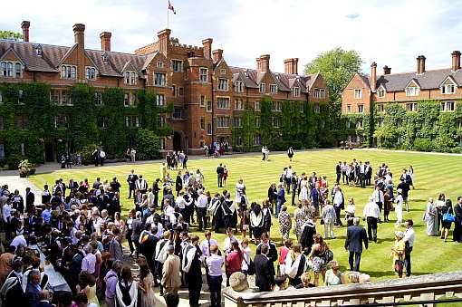 Selwyn College oldcourt